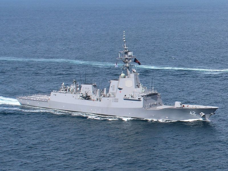 australian navy